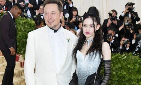 Пара недели: СМИ подозревают, что Илон Маск и его подруга Граймс ждут ребенка (но, возможно, речь о новом альбоме)