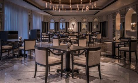 Quality Matters с Еленой Филипченковой: ресторан Enigma в отеле Palazzo Versace Dubai