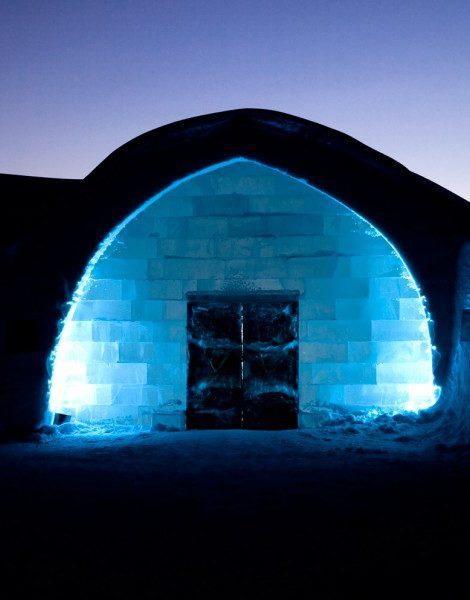 Jet-Set: Полное обледенение Ice Hotel