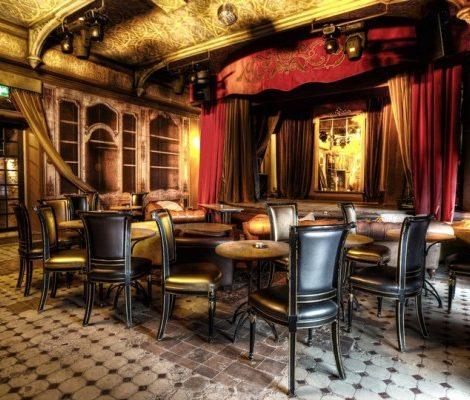 Quality Matters с Еленой Филипченковой. Барный зал Noir от Chateau de Fantomas