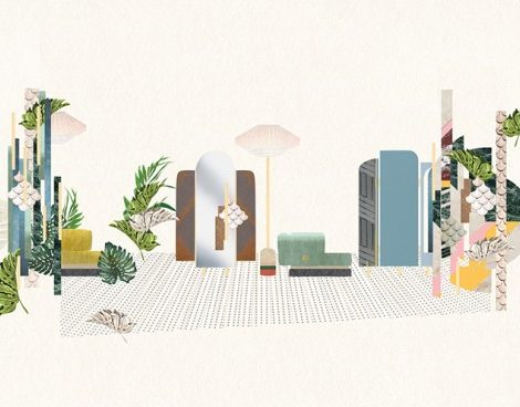 Дизайн & Декор: мебельная коллекция Fendi Happy Room на ярмарке Design Miami