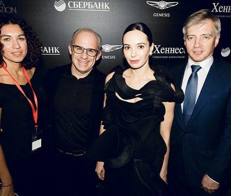 Гала-открытие пятого международного фестиваля CONTEXT. Diana Vishneva