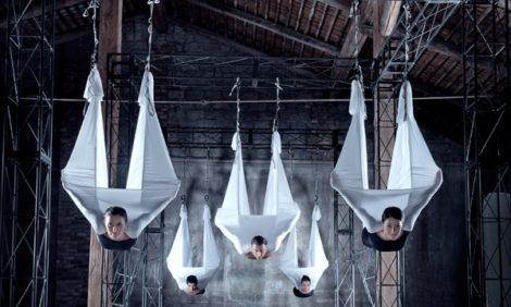 Мастер-класс: йога «высокого полета» в World Class