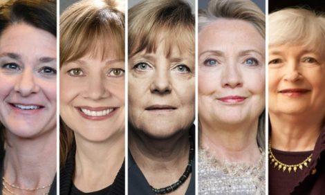 Women in Power: топ-5 самых влиятельных женщин мира по версии Forbes