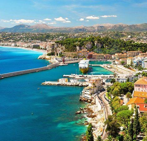 Идея на каникулы: что можно успеть на Лазурном берегу за 3-4 дня?
