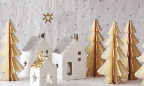 Идея подарка: праздничный текстиль и керамика в стиле «хюгге»