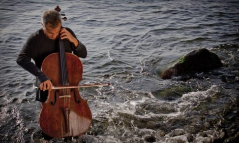 Музыка: душа виолончели. Интервью с композитором Джованни Соллимой