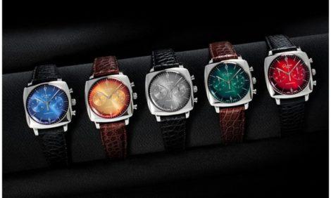 Watches & People с Сергеем Серебряковым: все оттенки цвета — линейка Glashütte Original Sixties Iconic Square