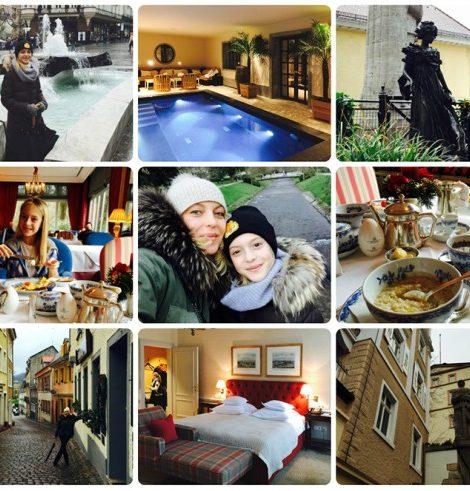 Celebrity Travel. Дарья Михалкова: как я сбежала в Баден-Баден