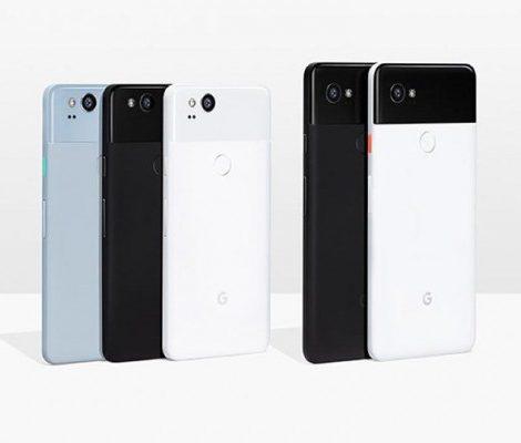 Google показала будущее: обзор смартфонов Pixel 2 и Pixel 2 XL