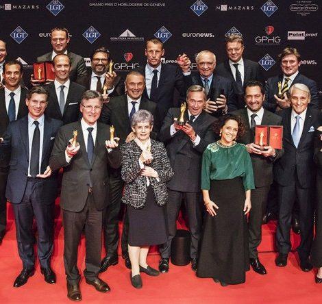 Grand Prix d'Horlogerie de Genève 2017:  в Женеве вручены премии ежегодного часового «Оскара»