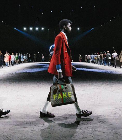 Мужской показ Gucci и манифест Алессандро Микеле против токсичной маскулинности