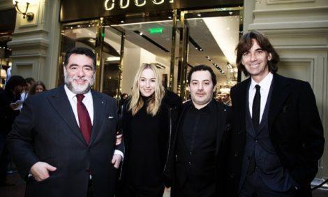 Celebrity Lifestyle с Константином Гайдаем: открытие бутика Gucci в Москве