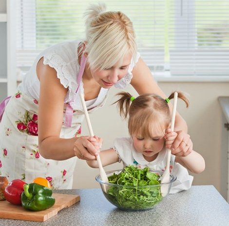 Healthy Lifestyle с Марией Верник: детский стол, или Как научить ребенка питаться правильно