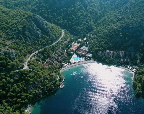 Адрес дня: Hillside Beach Club в Турции