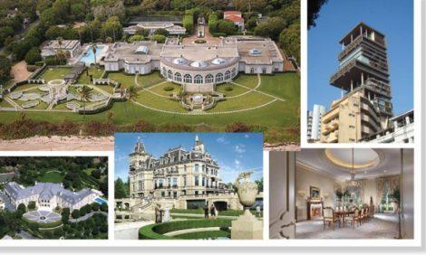 Тема: Самые дорогие дома в мире