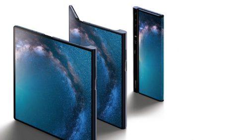 Hi-Tech: 5G-смартфон со складным экраном — главная новинка Huawei на Всемирном мобильном конгрессе в Барселоне