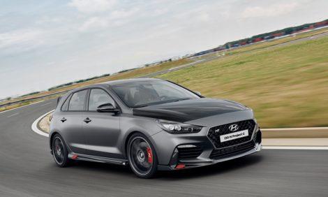 Мировая премьера Hyundai i30 N Project C на автосалоне во Франкфурте