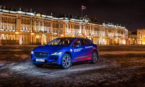 Авто с Яном Коомансом: из Москвы в Санкт-Петербург на полностью электрическом I-Pace от Jaguar