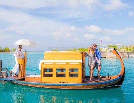 Celebrity Travel. Vanity Fair с Идой Лоло: мальдивская гармония
