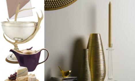 Дизайн & Декор: осенние тренды в интерьере