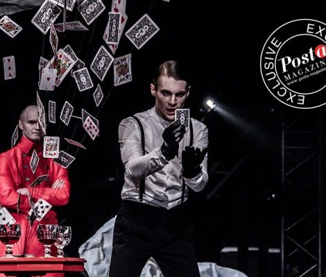Эксклюзив Posta-Magazine: Иван Янковский о роли в «Пиковой даме» и счастье заниматься любимым делом