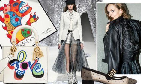 «Как это носить» с Ирэн Дужий: 7 главных вещей из коллекции Dior весна-лето — 2018