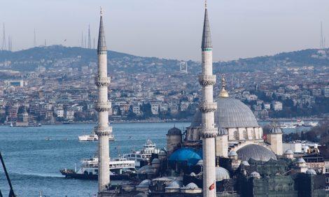 Куда поехать зимой. Стамбул: рождественская ярмарка, фаршированные мидии и неспешные прогулки