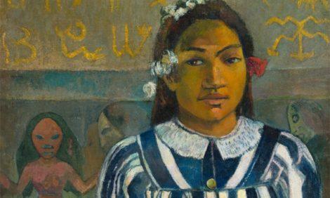 Почему картины Гогена вызвали скандал в Лондоне?