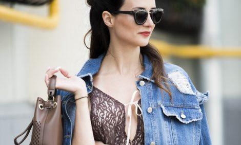 Style Notes с Мариной Изиловой: и снова джинсовка