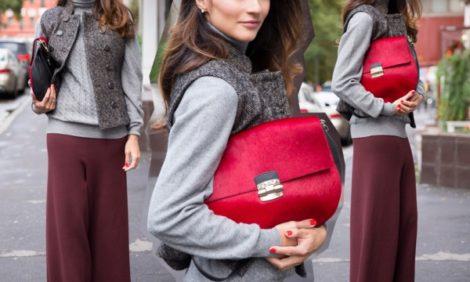 Style Notes с Мариной Изиловой:почему осенью мы любим вещи цвета бордо?