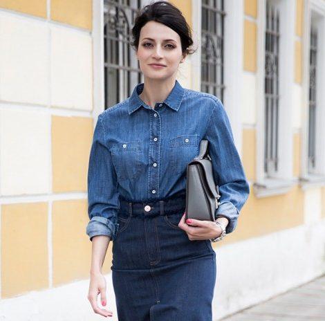 Style Notes с Мариной Изиловой: кругом одна джинса!