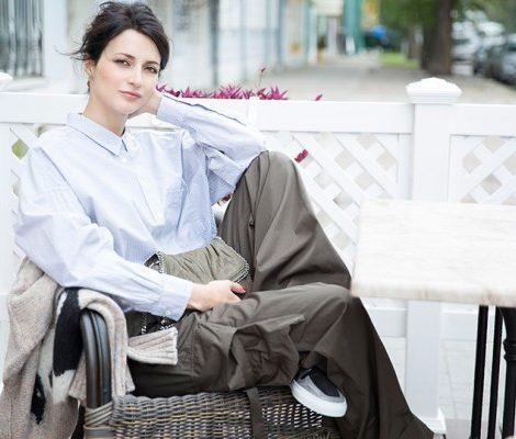 Style Notes с Мариной Изиловой: как носить вещи oversize?
