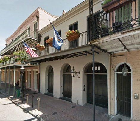 Real Estate: Анджелина Джоли и Брэд Питт продают дом в Новом Орлеане