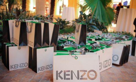 Светские детали с Екатериной Одинцовой: бутик Kenzo в ТЦ «Крокус Сити Молл»