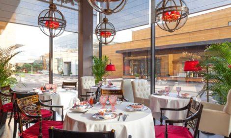 Gourmet с Сандрой Димитрович: новый ресторан Александра Раппопорта в Барвихе — «Китайская грамота. Бар и еда»