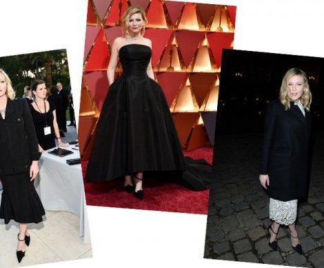 Style Notes: почему Кирстен Данст носит одну пару туфель в течение десяти лет?