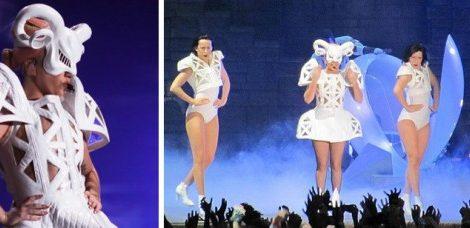 Свой взляд: Изета Гаджиева о московском концерте Lady Gaga