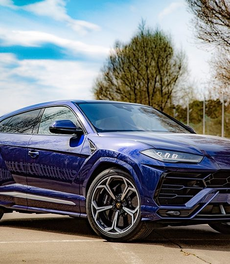 Авто с Яном Коомансом: Lamborghini Urus — мастер на все руки?