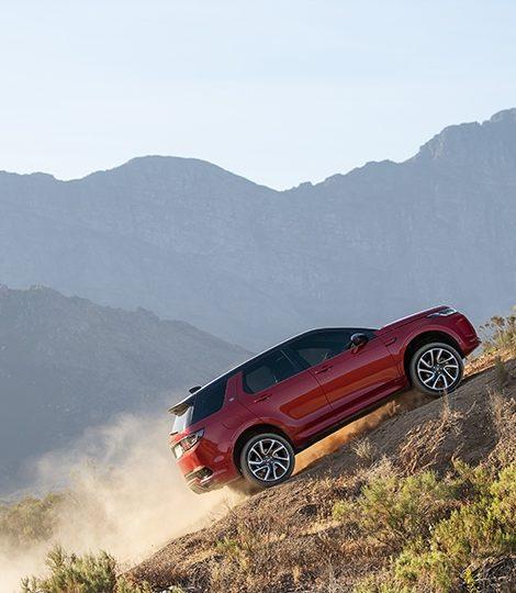 «Авилон» объявляет о старте продаж нового Land Rover Discovery Sport в России