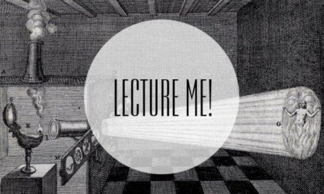 Lecture Me! Календарь лекций: клыки для любви, классическая анимация, благотворительность и кэш