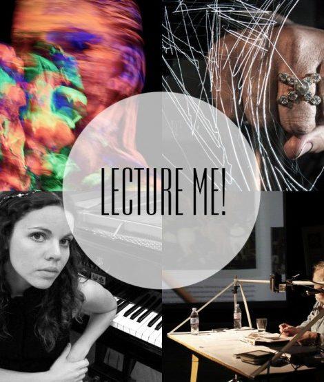 Lecture Me! Календарь лекций на неделю: паблик-арт, литература факта и анимация Норштейна