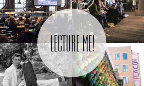 Lecture Me! Календарь лекций: Михаил Барышников, французская революция и будущее ресайклинга