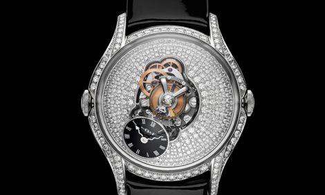 Часы & Караты: первые женские хронографы от MB&F