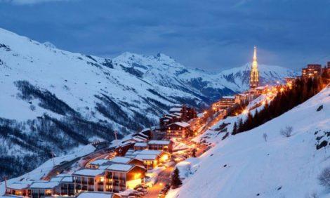 Куда поехать весной: Ле-Менюир — бюджетный горнолыжный отдых во Франции