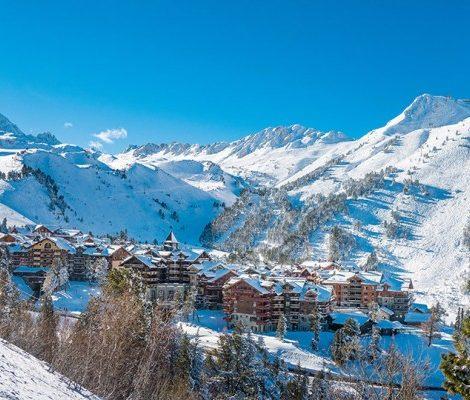 Куда поехать весной: Лез-Арк — жемчужина Французских Альп
