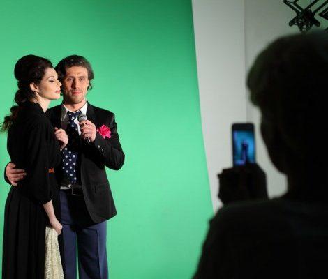 Идея: Видео-подарок от Авроры на свадьбу Евгении Линович