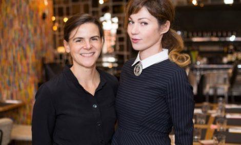 From Fashion to Beauty с Евгенией Линович: встреча с Мирьям Бадо