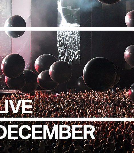 Предновогодний саундтрек: главные концерты декабря в России