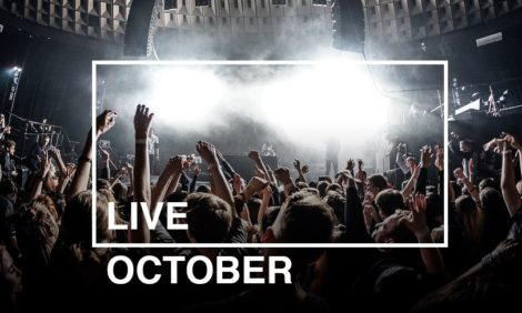 Ностальгия по девяностым, японский арт-метал и ночь фаду: главные концерты октября в России